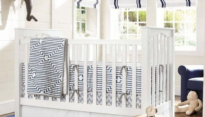 Nursery Window Treatment Ideas